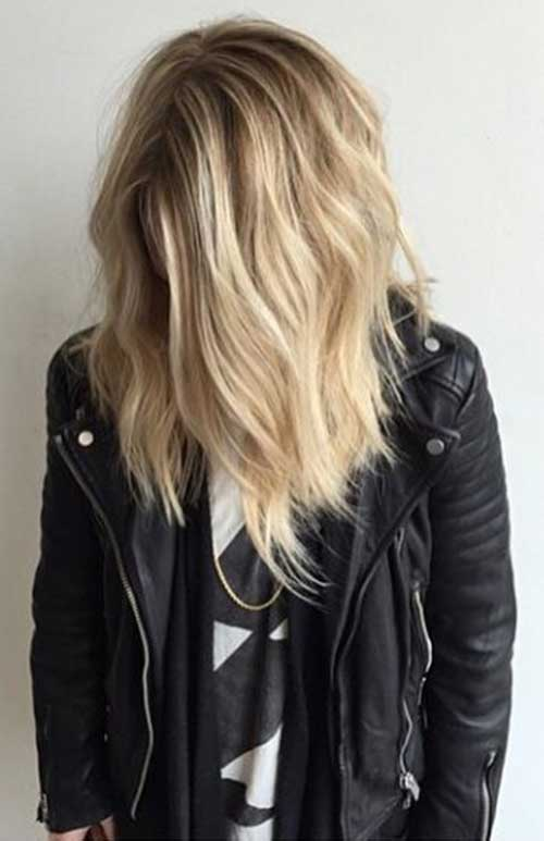 Long Bob Hair Styles-8