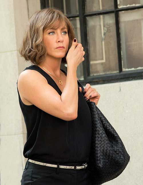 Jennifer Aniston Short Bob-9