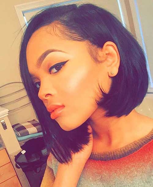 Black Women Bob Haircuts