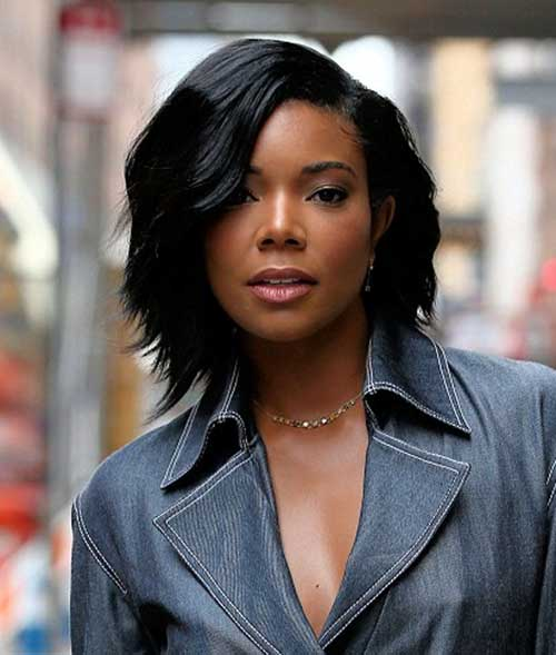 Bob Haircuts On Black Women Bob Haircut And Hairstyle Ideas