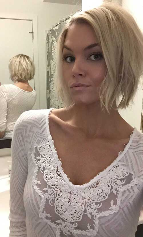 Girl Bob Cut Hairstyles