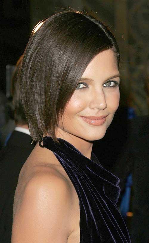 Katie Holmes Bob Hairstyle