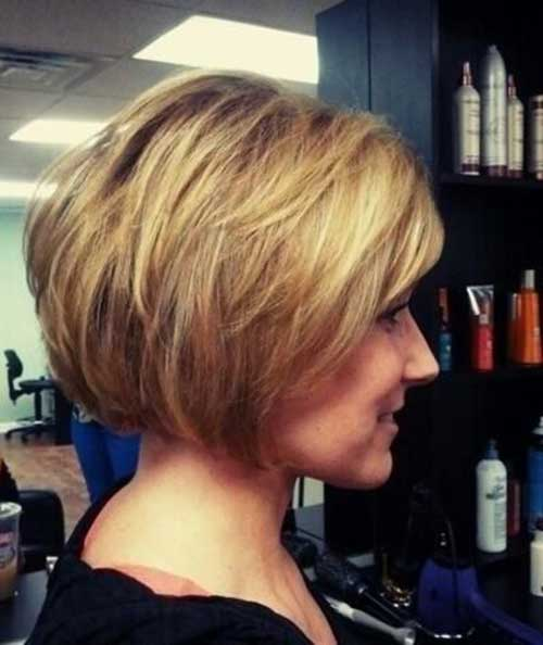 Layered Bob Hairstyles For 2016