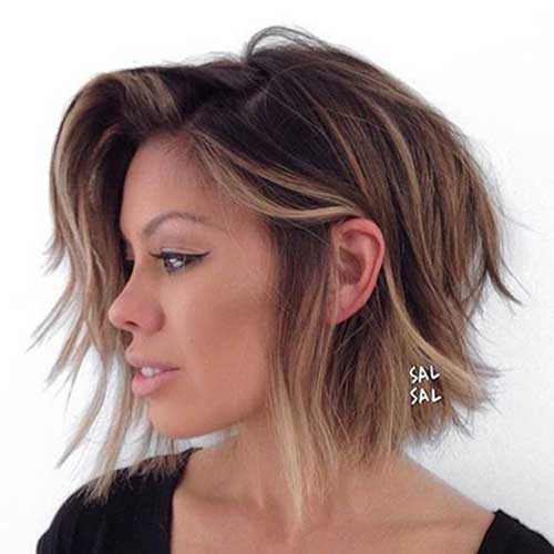 New Bob Hairstyles 2015