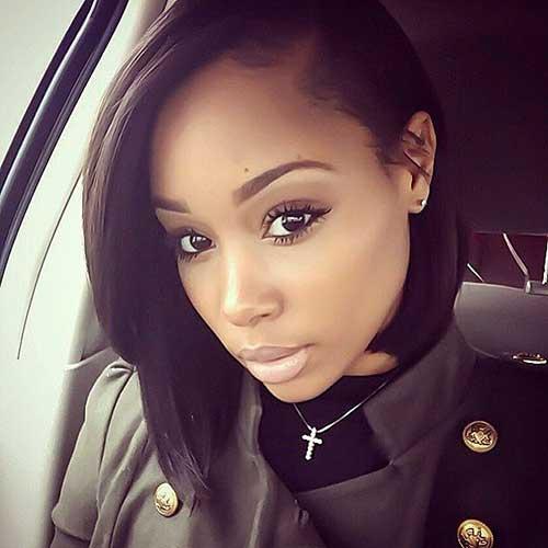 20 Black Women Short Bobs Bob Haircut And Hairstyle Ideas