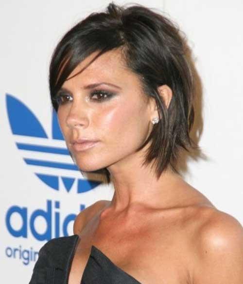 Short Hairstyles Victoria Beckham Bob
