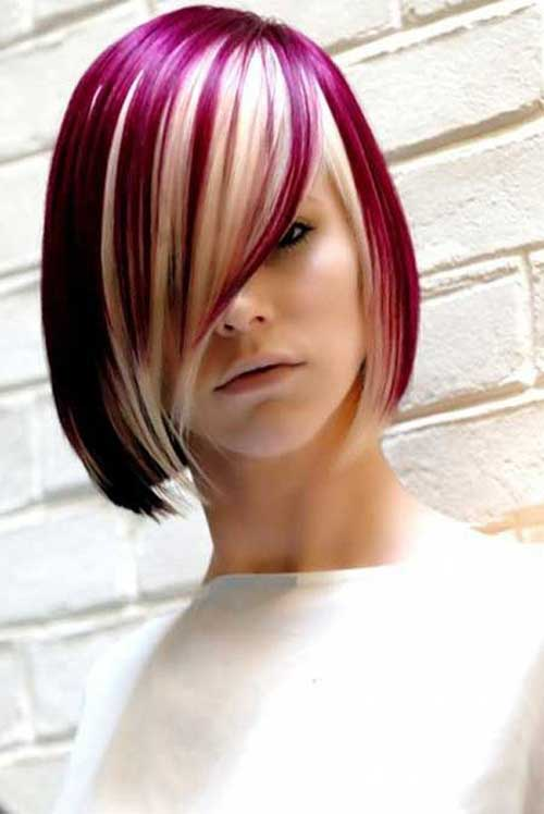 Hair Colors for Bob Haircuts-11