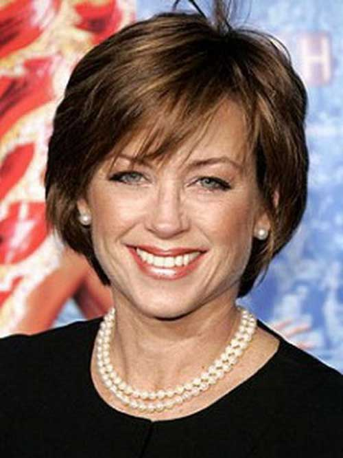 Really Stylish Bob Haircuts For Women Over 50 Bob