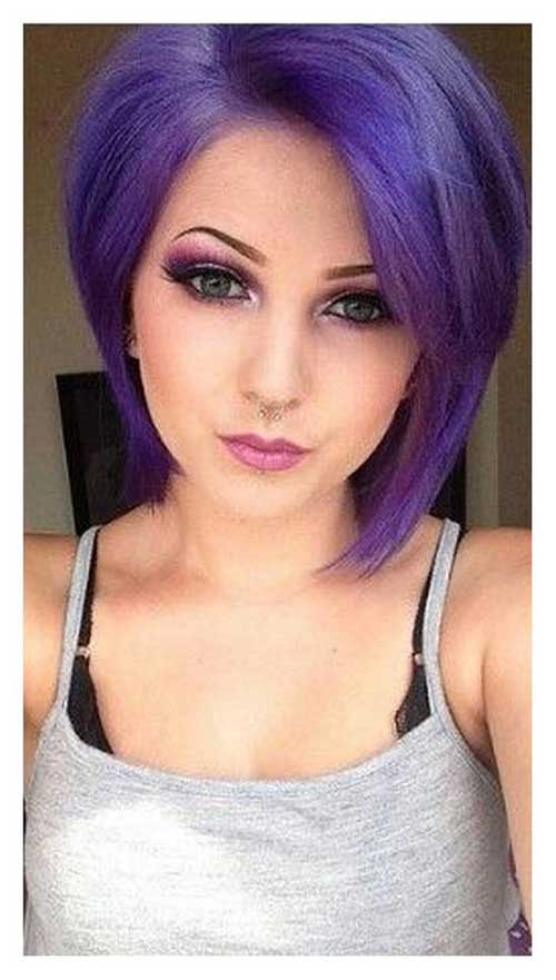 Hair Colors for Bob Haircuts-12