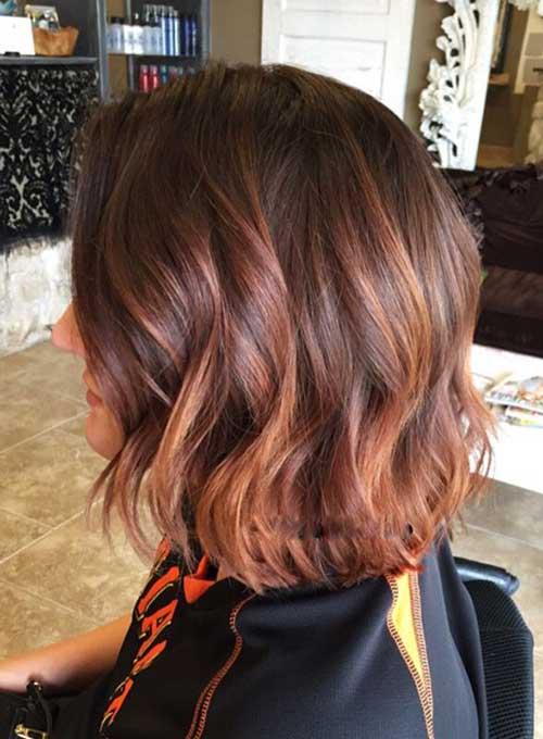 Balayage Bob Hair-13