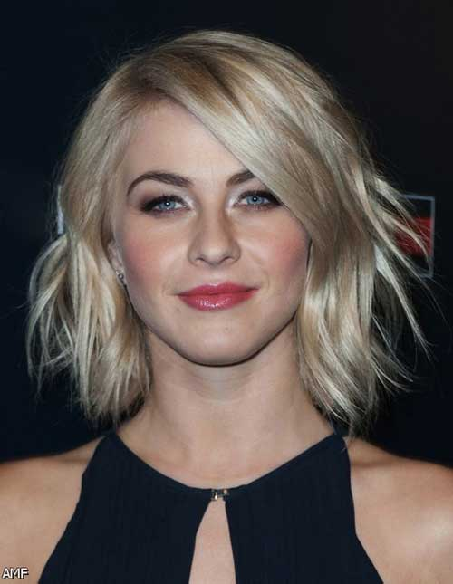 Bobs for Oval Faces-13