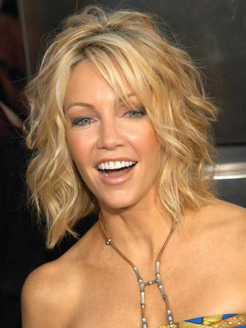 Bob Haircuts for Women Over 50-14