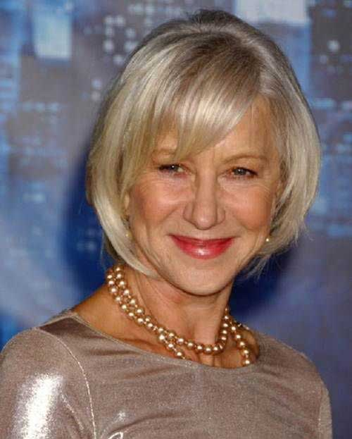 Bob Haircuts for Women Over 50-15