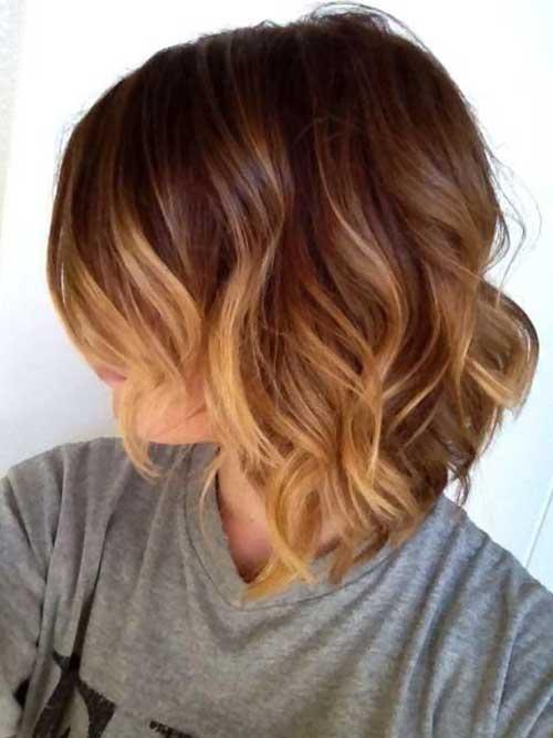 Balayage Bob Hair-17