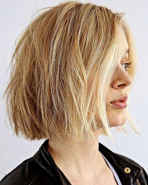 Celebrity Bob Haircuts 2015-18