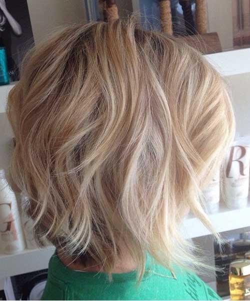 Balayage Bob Hair-20
