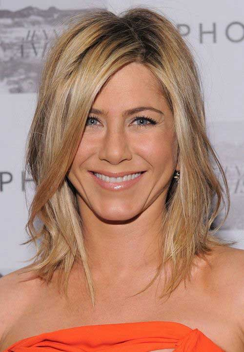 Long Bobs For Round Faces-21