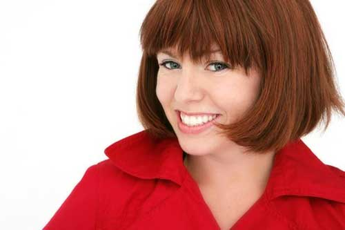Short Bob Hairstyles With Bangs-21
