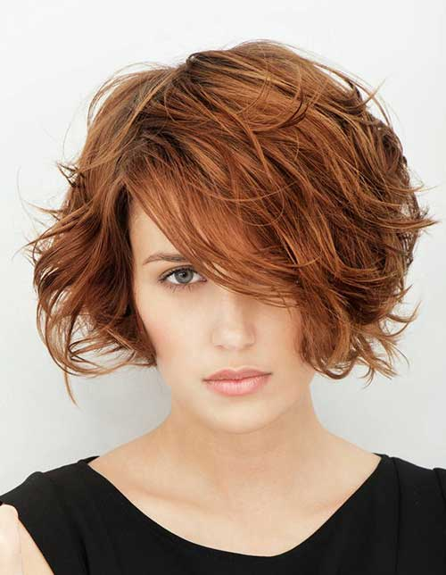 Bob Haircuts for Oval Faces