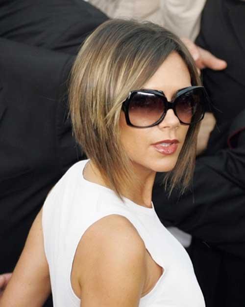 Victoria Beckham Bob Haircut