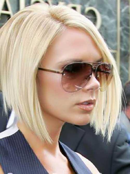 Victoria Beckham Haircut Bob