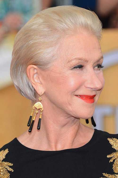 Bob Hairstyles for Older Women-10