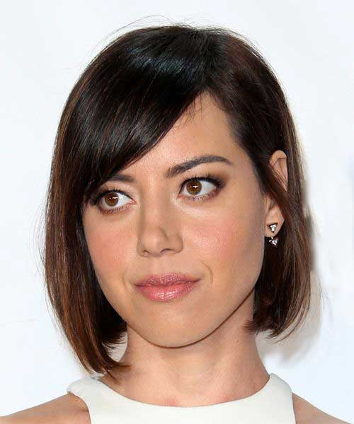 Dark Brown Bob Hairstyles-10