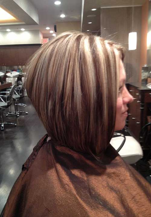 20 Stacked Bob Haircut Pictures Bob Haircut And