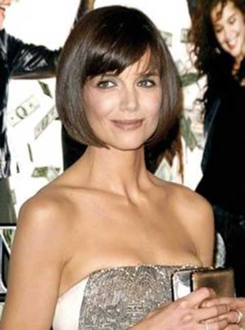 Katie Holmes Bob with Bangs-12