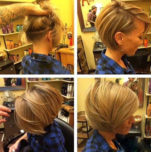 2016 Short Bob Hairstyles-14