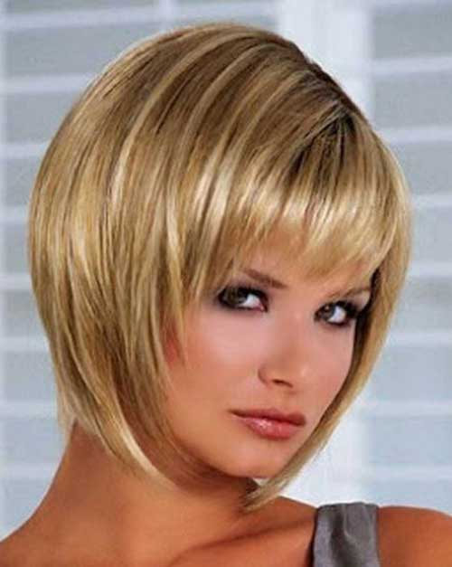 Layered Bob Haircuts