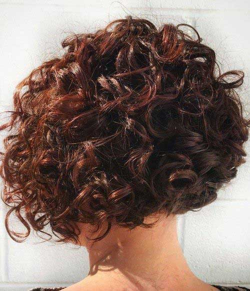 Bob Haircuts for Curly Hair-15