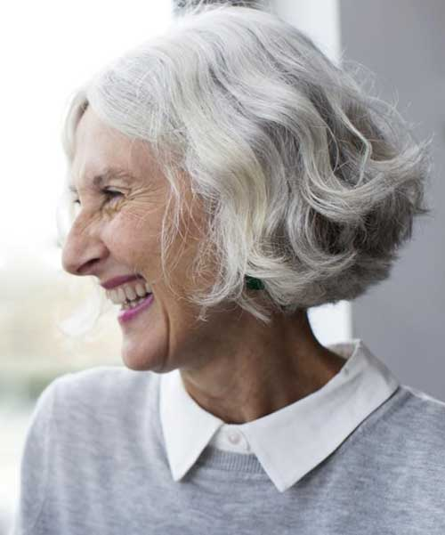 Bob Hairstyles for Older Women-15