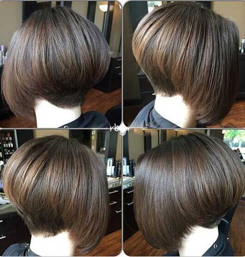 Inverted Bob Haircuts 2015-17