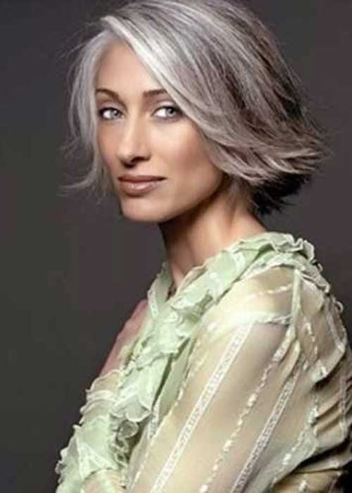 Bob Hairstyles for Older Women-19