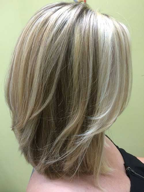 20 Layered Bob Haircuts 2015 2016 Bob Hairstyles 2018