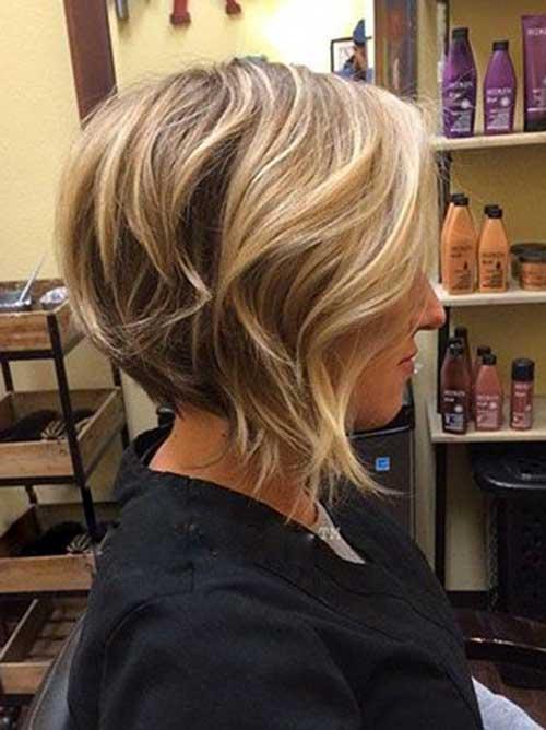 2016 Short Bob Hairstyles-21