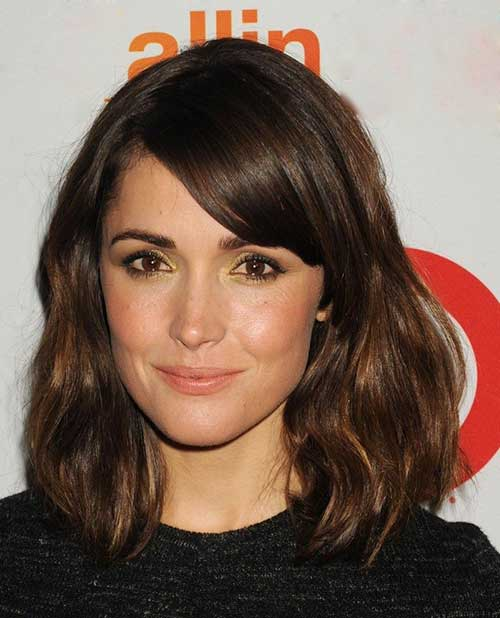 Dark Brown Bob Hairstyles-21