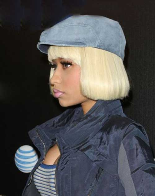 Nicki Minaj Blonde Bob-21