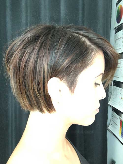 cutting hair style bob hairstylesbob pictures to pin on 6109