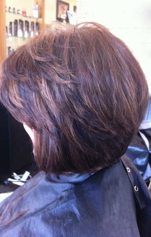 20 Latest Graduated Bob Haircuts0 Bob Hairstyles 2018