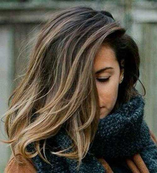 Long Bob Hairstyles 2015-6