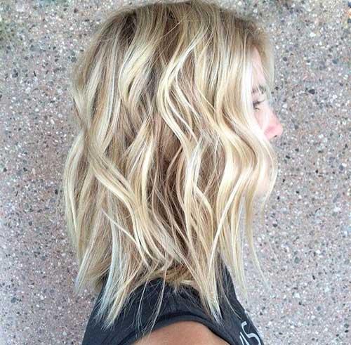 Wavy Bob Haircuts-6
