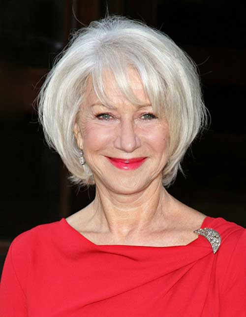 Bob Hairstyles for Older Women-9