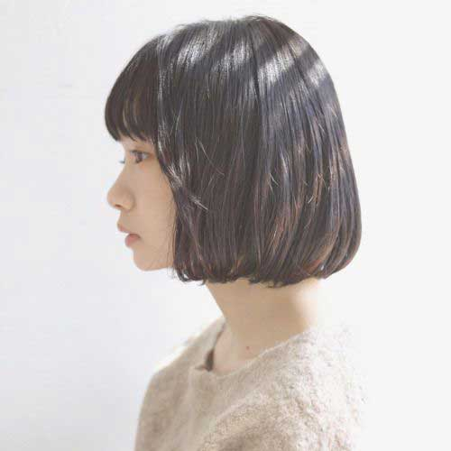 Asian Style Bob Hairstyles