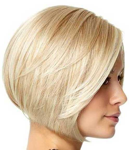 Bob Haircut for Older Women