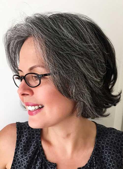 Eye Catching Bob Haircuts For Older Women Bob Hairstyles