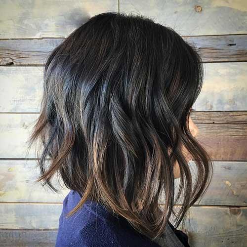 Bob Hairstyles Brunette