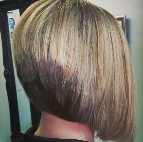 Stacked Bob Haircuts | Bob Hairstyles 2018 - Short ...