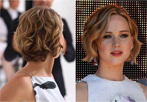 Short Bobs for Round Faces-11